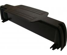 CAPOT BLANC COTE RAMPE LUMINEUSE XPERT LEDS