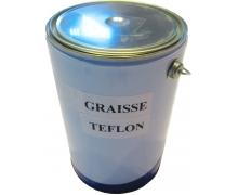 POT DE GRAISSE 5 KG SPECIALE TEFLON TYPE PTFE